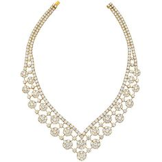 Estate Jewelry ❤ liked on Polyvore featuring jewelry, necklaces, van cleef arpels necklace and van cleef arpels jewelry