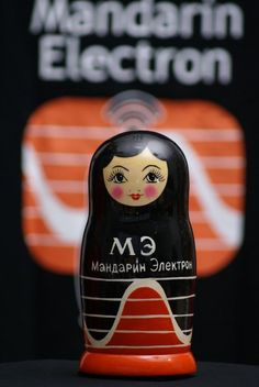 Logo doll (from the Manadarin Electron facebook page)