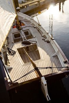 boat that i'd love to build w/ my dad and brothers