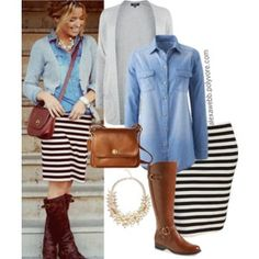 Everyday Casual - Plus Size - Polyvore