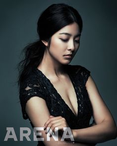 Park Se Young Arena Homme+ Korea Magazine March Issue '13