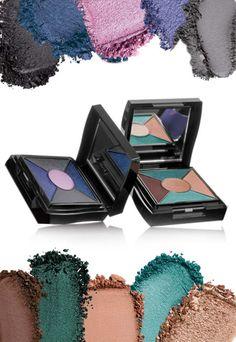 Máte ráda na výběr? S novými paletkami očních stínů z kolekce Midnight Jewels máte před sebou nekonečné možnosti líčení :)