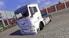 Caminhão - Man TGX Edit Tuning Para V.1.16.X By: Geovane Rocha | Blog Euro Truck 2