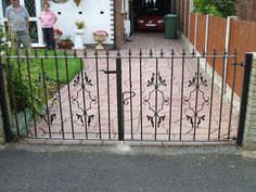 Where our European-trained craftsmen custom manufacture railings, staircases, gates, decks, fences and other custom metal work. Custom Metal Work, Custom Metal Fabrication, Apex Design, Metal Gates, Metal Projects, Staircases, Service Design, Canopy, Metal Working