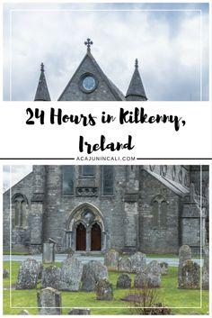 Things to do in Kilkenny | Visiting Kilkenny Ireland | Irish Cities | Touring Ireland | Kilkenny County | Visiting Ireland | Ireland Travel | Travel to Ireland | Places to go in Ireland | Small Towns in Ireland | Irish Countryside   via @acajunincali