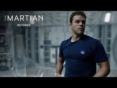 """The Martian   """"I'm Alive"""" TV Commercial [HD]   20th Century FOX - YouTube"""