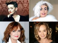 Jessica Lange, Susan Sarandon to Star in Ryan Murphy's Feud as Hollywood Icons Joan Crawford and Bette Davis