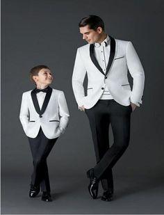 Tuxedo Boys For Wedding Custom Made Smoking Casamento Evening Tuxedo Suit Boy clothing/Bespoke Kid Wedding Suits/Kid Prom suits 69$ jacket+pant+bowtie