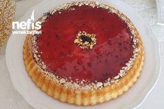Reçel Güzeli Tart Pasta Tarifi nasıl yapılır? bu tarifin resimli anlatımı ve deneyenlerin fotoğrafları burada. Yazar: Leman Timuçin