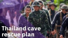 They were found alive after an exhaustive nine-day search, but now the race to free 12 boys and their football coach from deep inside a flooded cave in Thail. Koh Tao, How To Get, How To Plan, Cave, Cool Pictures, Thailand, Soccer, Sunsets, Boys