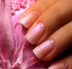 pizzo nail art 3 - 50   intricato arte del chiodo del merletto Designs <3