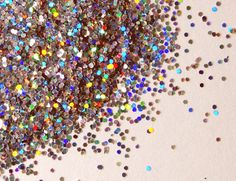 who doesn't love a bit of glitter?