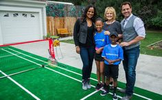 Laila Ali Takes on Child Obesity - Home & Family