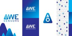 We had the opportunity to work with AWE Sensors, a revolutionary cloud-based sensor platform for inventory management. The 2017 MassChallenge candidate has fully automated inventory activities.  Akna Media designed the logo for this promising venture. We based the design on an abstracted Wi-Fi icon and the symbol ô, the phonetic representation of awe, to reference the sensory platform's remarkable function in the Internet of things (IoT).