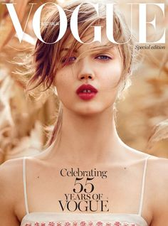 Vogue Australia December 2014 Special Edition Cover