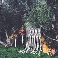 Macramé Wedding