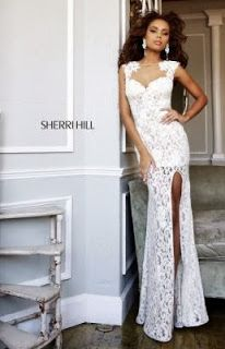 Sherri Hill | Damask Maxi Skirt | Jimmy Choo | Bubble Necklace | Cocktail Dress | Evening Gown | Outfit of the day | Miss USA | Miss Universe| Blogger: The Retail Therapist