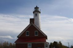 Tawas Point Ligthous
