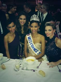 Election Miss France 2014 _ Sonia Rolland _ Marine Lorphelin _ Flora Coquerel _ Sylvie Tellier