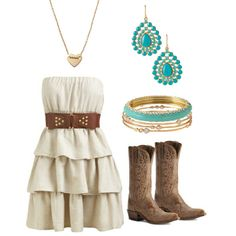 Country Chic Style- Perfect for my next trip to Sun Valley, Idaho!  Ever After Necklace: http://shop.stelladot.com/style/b2c_en_us/everafter.html?s=sandysembler  Charlize earrings: http://shop.stelladot.com/style/b2c_en_us/charlize-teardrop-earrings.html?s=sandysembler  Paige Enamel Bracelet:http://shop.stelladot.com/style/b2c_en_us/paige-enamel-bangle.html?s=sandysembler  Devi Bangles in gold: http://shop.stelladot.com/style/b2c_en_us/devi-bangles-gold.html?s=sandysembler