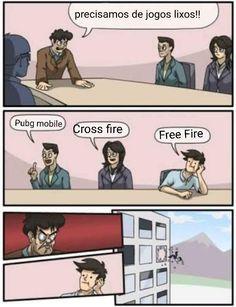 95 Melhores Imagens De Free Fire Memes Funny Comics Funny Phrases