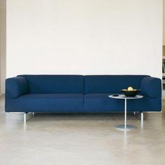 lissoni met 3er sofa wohnzimmer ideen furs zimmer