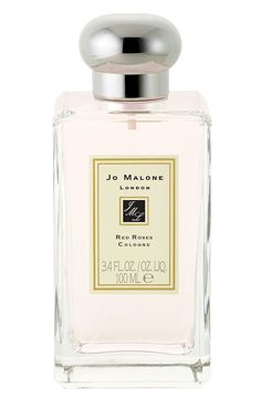 Just like a bouquet of fresh cut flowers | Jo Malone 'Red Roses'.