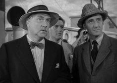 Nigel Bruce and Basil Rathbone