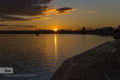 Sunset Ballina by TBoydMita  australia ballina beach board walk nsw ocean sea seascape sky sunrise sunset travel water TBoydMita