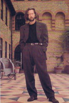 In 1990 men wore suits with wide shoulders and pleated pants until 1997.... Shacoya Trotter