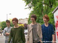 SHINee - Key, Taemin, Minho & Onew <3