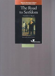 The Road to Serfdom - Special Abridged Edition by Friedri... https://www.amazon.com/dp/B00828DRZM/ref=cm_sw_r_pi_dp_x_c.42ybW7232E7