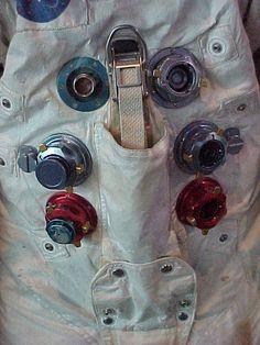 Ninfinger Productions: Space Suit Photos