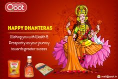 Qoot Wishing You A Very Happy Dhanteras  http://qoot.in/ #HappyDhanteras, #bikanerpapad, #punjabimasalapapad, #buypapadonline, #qootpapad , #QootMasti