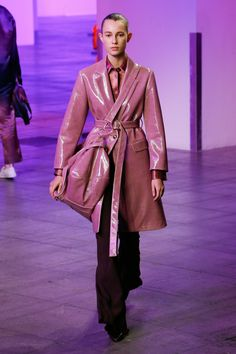 The complete Sies Marjan Fall 2018 Ready-to-Wear fashion show now on Vogue Runway.