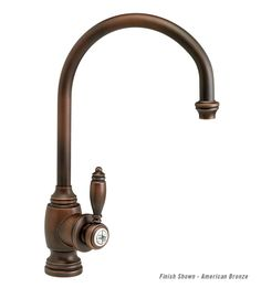 Hampton Kitchen Faucet by Waterstone. Made in the USA. Comes in multiple finishes to match any kitchen. Purchase your Waterstone Faucet today at Peter Salerno Inc. Kitchen Oven, Kitchen And Bath, Kitchen Faucets, Kitchen Island, Hamptons Kitchen, The Hamptons, Blanco Faucet, Galley Kitchens