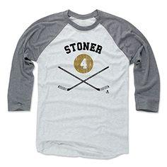 15c6b6947 500 LEVEL Clayton Stoner Baseball Shirt X-Large Heather Gray Ash – Vegas  Hockey Fan Apparel – Clayton Stoner Vegas Sticks K - Vegas Fan Shop