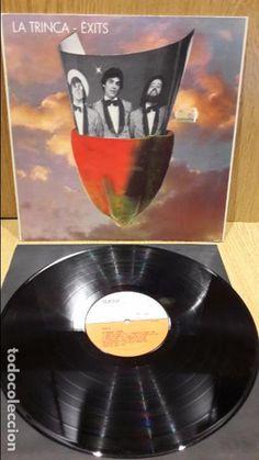 LA TRINCA. ÈXITS. LP / EDIGSA - 1977 / MBC. ***/***