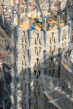 BARCELONA | la Sagrada Família | En construcció - Page 229 - SkyscraperCity