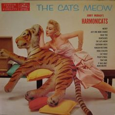 The Cats Meow — Harmonicats #vintage #vinyl #records