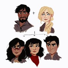 kool concept: middle eastern malcolm from this old af post (and mixed hawke kids)
