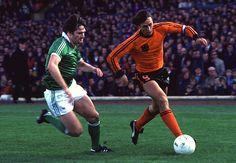 LEYENDAS DEL FÚTBOL. Johan Cruyff, Selección #Holanda.