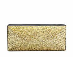 Fashionable box clutch @MarjorieRenner
