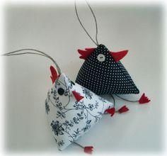 Creare per Hobby: Cucito creativo: il tutorial del polletto è ora disponibile!