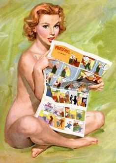 Comics & Pin-up