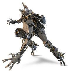 CGI AOE  Quand je vois la tronche de Drift, je me dis que le seul moyen pour un Decepticons de l'éliminer c'est une tapette à mouche. Ca et rien d'autre.