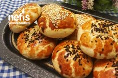 Bagel, Hamburger, Pasta, Bread, Food, Diy, Do It Yourself, Bricolage, Essen