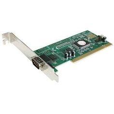 Startech.com, 1-Port Serial PCI Card (Catalog Category: Controller Cards / Serial I/O Cards) by StarTech. $24.10. Startech.com, 1-Port Serial PCI Card (Catalog Category: Controller Cards / Serial I/O Cards)