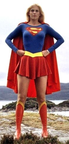 DC Comics in film n°6 - 1984 - Supergirl - Helen Slater as Supergirl