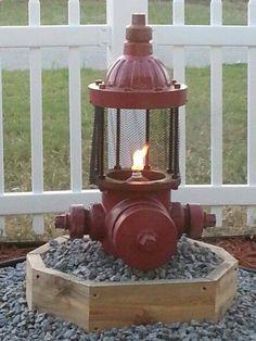 Firefighter lantern